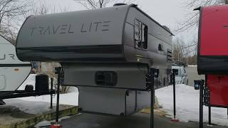 750SL Truck Camper @ Miller Rv Sales