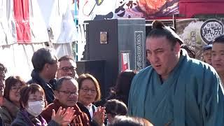 大相撲1月場所 #栃ノ心 #Tokyo2020 Instagram : grandsumo3 チャンネル...