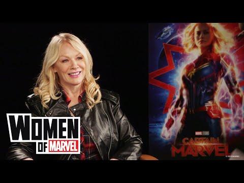 Nancy Wilson of the band Heart talks Marvel Studios' 'Captain Marvel' | Women of Marvel