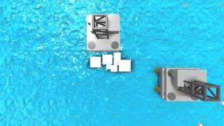 ROBLOX CUBE EAT CUBE AGARIO con AMIGOS pt.2