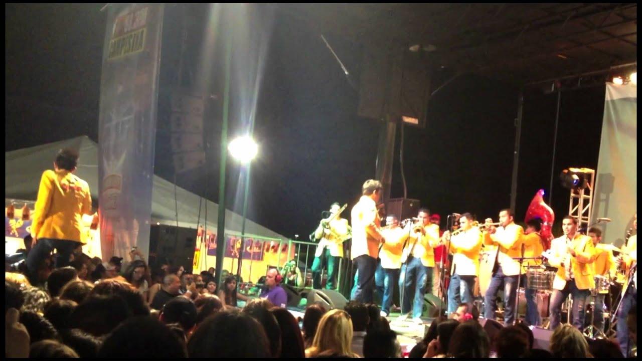 Banda Carnaval 2012 Lo Que Pienso De Ti Gente Batallosa Y Maximo