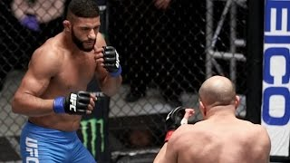 Fight Replay: Dhiego Lima vs. Hayder Hassan | THE ULTIMATE FIGHTER