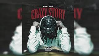 King Von - Crazy Story (Clean Radio Edit)