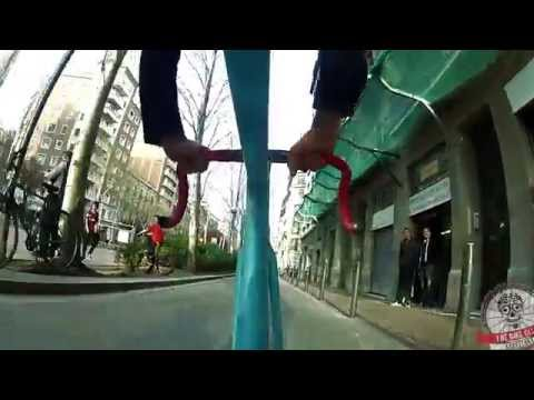 ALLEY CAT BARCELONA. (vídeo largo HD)