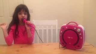 I-SING KIDS KARAOKE MACHINE - Girls Pink Edition