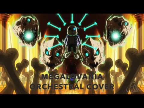 Undertale - Megalovania Orchestral Remix