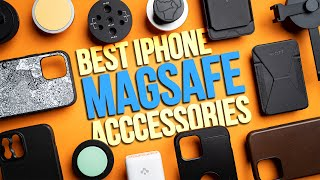 Best iPhone 13/12 MagSafe Accessories - 2021