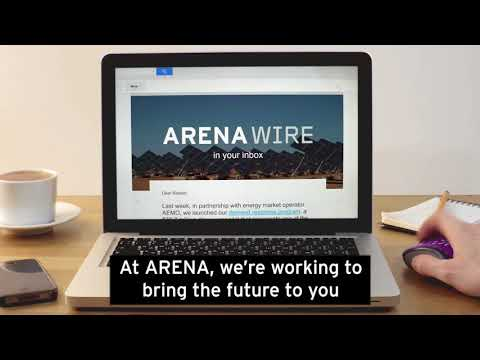 ARENA WIRE IN YOUR INBOX