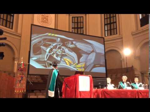 Walter de Silva Lectio Doctoralis - Part VII  Egoista