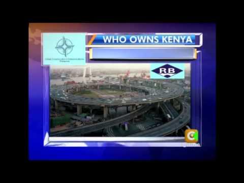 Who Owns Kenya: China Road And Bridge Co.