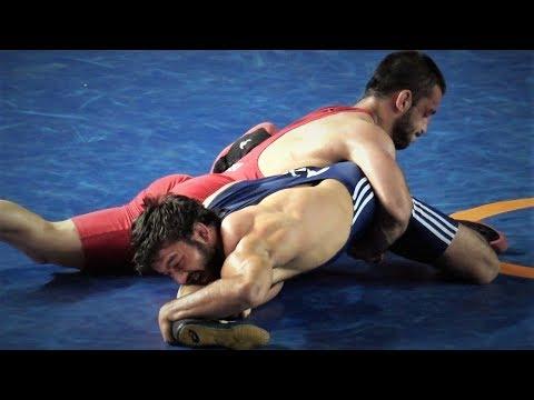 Freestyle Wrestling - Azerbaijan vs Georgia