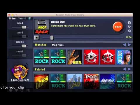 Baboom Beats App