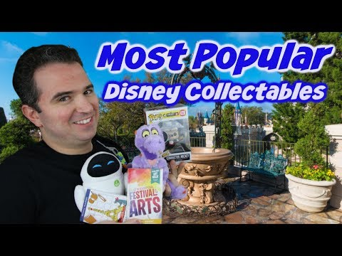 Most Popular Disney Collectibles