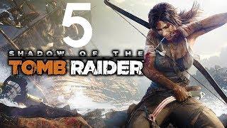 Shadow of the Tomb Raider — Pomału kończymy - Na żywo