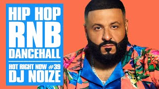 Hot Right Now #39 Urban Club Mix May 2019 New Hip Hop R&ampB Rap Dancehall Songs DJ No ...