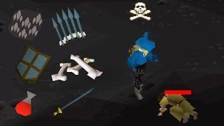 Killing Lava Dragon Bots