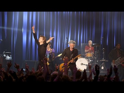 The Rolling Stones perform surprise show in Los Angeles Mp3