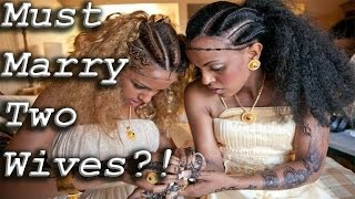 Eritrea orders men to marry two wives or face jail term? | what!?