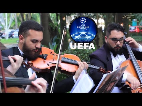 UEFA Champions League Official Theme Song | String Quartet Wedding Music