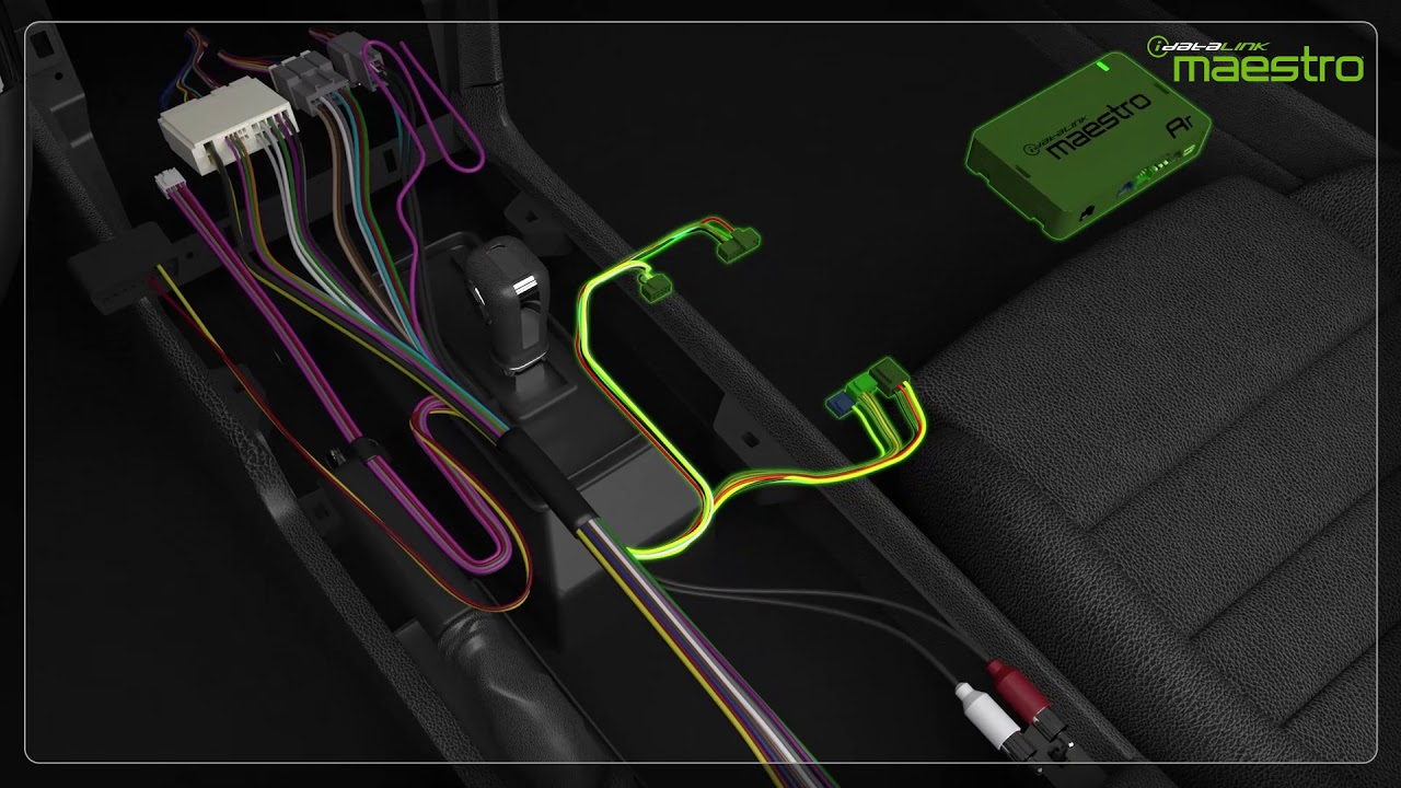iDatalink Maestro KIT-MUS1 Installation Video on