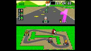 Koopa Traina - Super Mario Kart Part 8