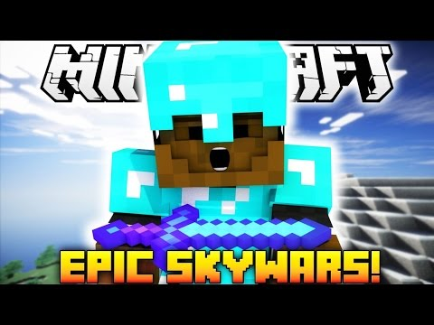 Minecraft EPIC SKYWARS #3