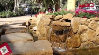 معرض زهور الربيع في حديقة الأورمان (اتفرج )