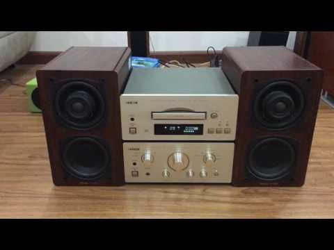 Test Teac H500   Dream High Audio