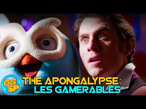 The Apongalypse: Episode 3: Les Gamerables