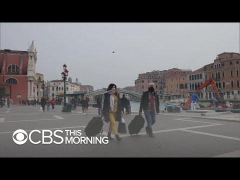 Areas near Milan, Venice cordoned off as Italian coronavirus cases jump