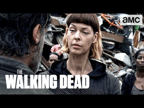 'The King, the Widow, and Rick' Next on Ep. 806  The Walking Dead