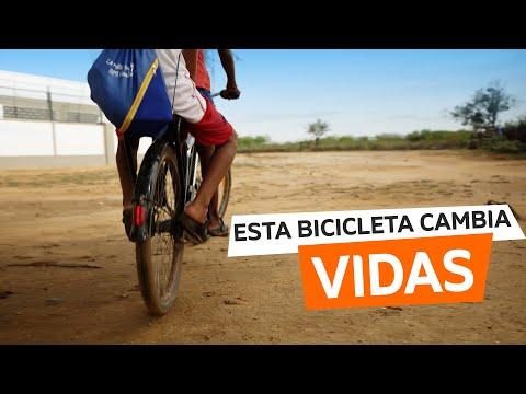Una Bici Cambia una Vida - World Bicycle Relief thumbnail