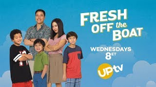 Baixar Watch Fresh Off the Boat Wednesdays at 8PM ET on UPtv!