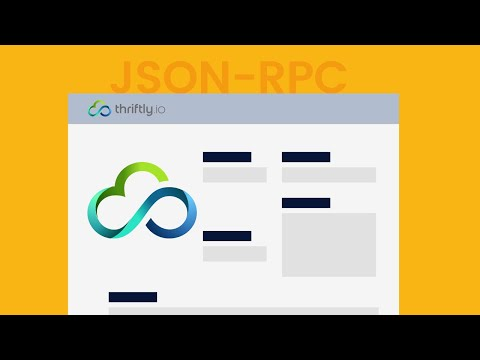 How to Consume JSON-RPC from a Thriftly API in JavaScript with jQuery