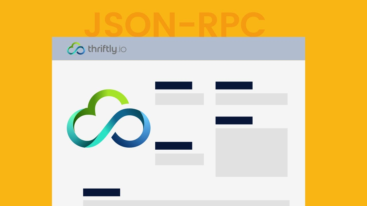 How to Consume JSON-RPC from a Thriftly API in JavaScript ...