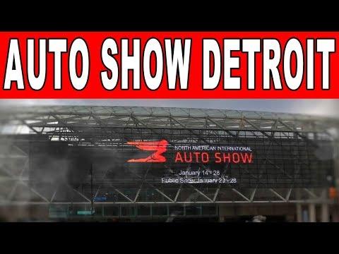 Auto Show Detroit 2018