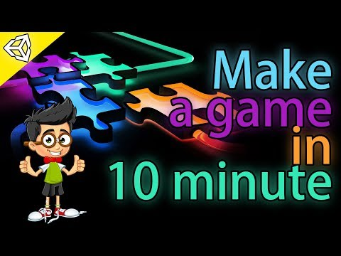 Unity Puzzle Game Tutorial || Beginner Game Development || Gamers Haveli thumbnail