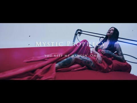 MYSTIC PROPHECY - You Keep Me Hangin' On (Official Video)