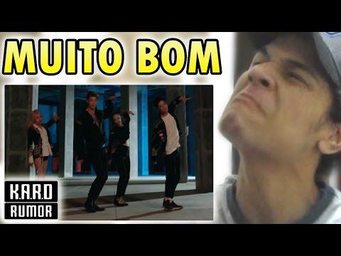 K.A.R.D É MUITO BOM || Kpop Vlog