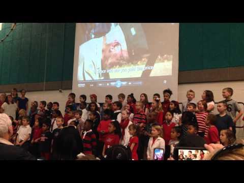 Fleetridge Elementary School Combined 2nd & 5th Grade Program