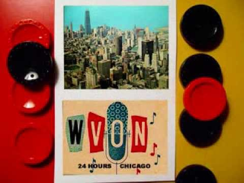 """Chicago Radio Legend  WVON""  ""PAMS Soul Composite JIngle Package"""