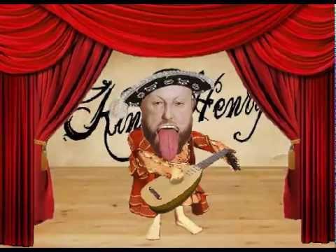 I Am King Henry - Wives of Henry VIII (Full Version)