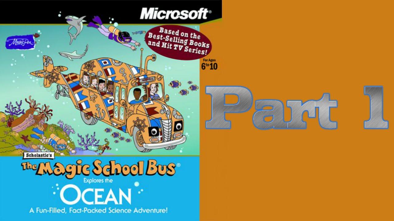 Whoa I Remember The Magic School Bus Explores The Ocean Part 1