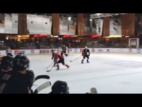 2014 Mega Ice Hockey 5's Tournament - International A (Kreuz Subsea Sharks vs HK Tigers) 3 of 3