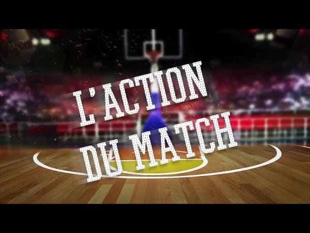 Action du match Chalair Aviation du 28 juin 2021