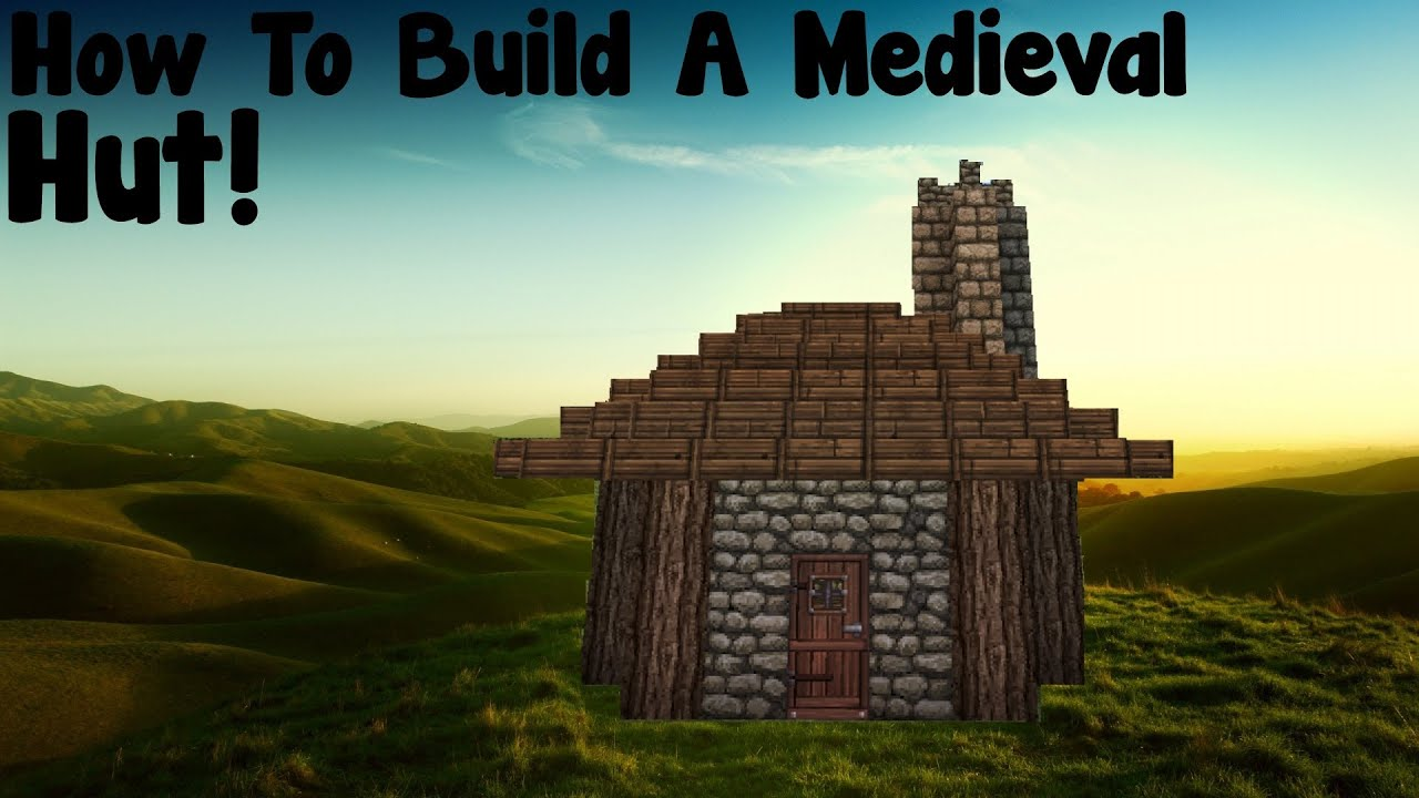 How To Build Minecraft Village Huses