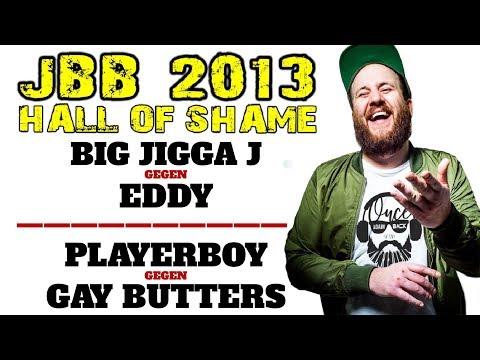 JBB 2013 HALL OF SHAME - Part 5 - Reaction - Big Jigga J, Eddy, Playerboy, Gay Butters