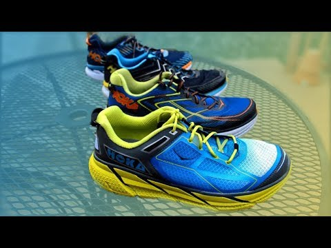 Hoka Clifton 1 Review and Evolution of