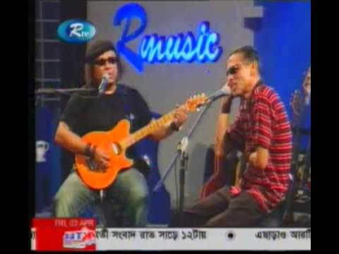 Papri ✿ পাপড়ি by Azam Khan | Rare Live Show ✿ With Another Legend Ayub Bachchu ✿ Part 3