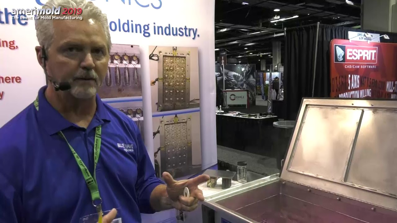 Ultrasonic Cleaning Systems Produces High-Quality Outputs for Mold and Tool Shops